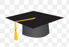 Graduation Hat - Square Academic Cap Graduation Ceremony Clip Art PNG