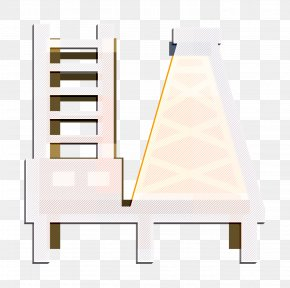 House Ladder - Factory Icon PNG