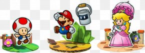 Paper Mario Color Splash - Super Mario Bros. Paper Mario: Color Splash Paper Mario: Sticker Star PNG