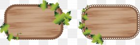 Board Creative Box - Label Wood Download Sticker PNG