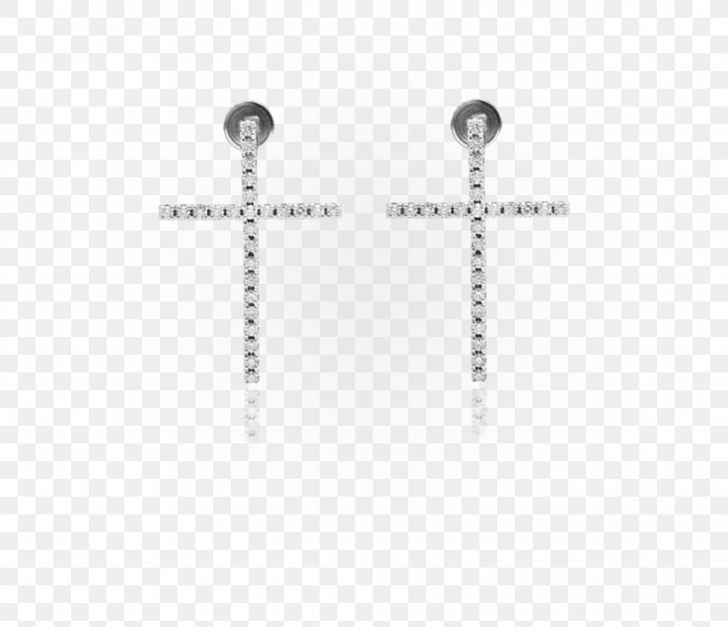 Womens Cross Earrings Jewellery Silver Clip Art Png 950x820px Earring Art Body Jewellery Body Jewelry Cartier