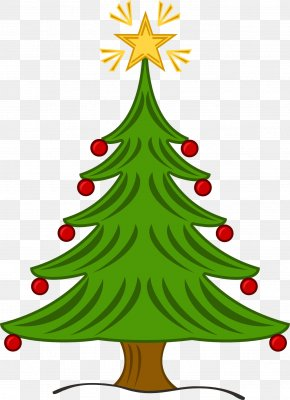 Xmas Tree Cliparts - Christmas Tree Clip Art PNG