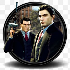 Mafia 2 4 - Gentleman Recruiter White Collar Worker PNG