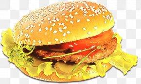 Breakfast Sandwich Dish - Hamburger PNG