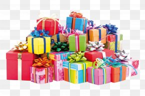 Present - Gift Wrapping Birthday Stock Photography Box PNG