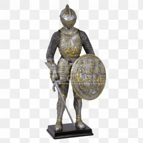 Middle Age Woman - Knight Middle Ages Plate Armour Body Armor PNG