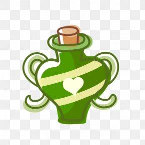 Green Water Bottle Wine - Wine Bottle Clip Art PNG
