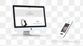Bigode Mockup - Computer Monitor Accessory Output Device Multimedia Product Design PNG