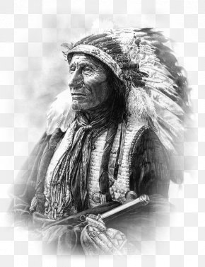 United States - Tribal Chief Brogliano Indigenous Peoples Of The Americas Native Americans In The United States Lakota People PNG