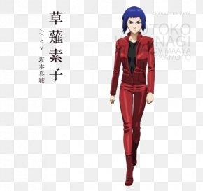 Ghost In The Shell - Motoko Kusanagi Batou Daisuke Aramaki Saito Ghost In The Shell PNG
