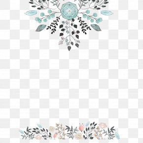 Wedding Pattern - Wedding Invitation Illustration PNG
