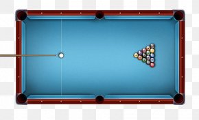 Billiards Table Top View - Billiard Table Billiards Tree PNG