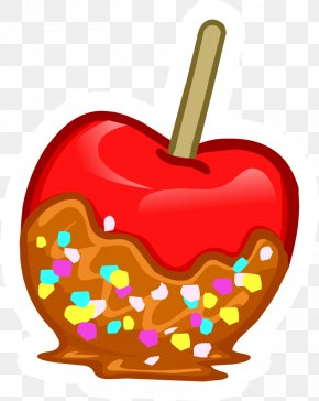 Candy Apple Cliparts - Club Penguin Entertainment Inc Candy Apple Clip Art PNG