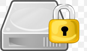 Crypt Background Cliparts - BitLocker Disk Encryption Active Directory Microsoft Windows PNG