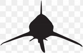 Shark Attack Silhouette Clip Art Image - Shark Mummy Pig Clip Art PNG