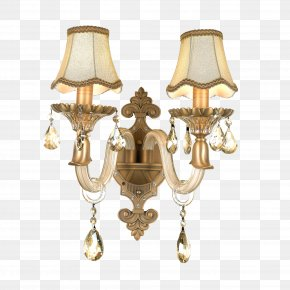 Continental Home - Chandelier Lamp PNG