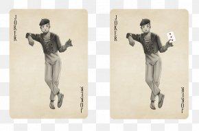 Joker Playing Card - Hearts Joker Bicycle Playing Cards Jack PNG