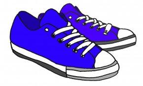 Cartoon Shoe - Shoe Sneakers Cartoon High-heeled Footwear Clip Art PNG