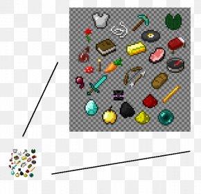 Minecraft Pixel Art Octopus - Minecraft Pixel Art Item PNG