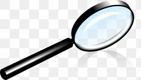 Magnifying Glass - Magnifying Glass Problem Management Clip Art PNG