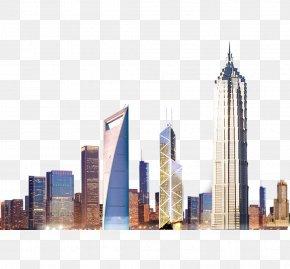 Building - Skyscraper Metropolis Skyline High-rise Building PNG