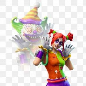 Clown - Fortnite Battle Royale Fortnite: Save The World Nintendo Switch Clown PNG
