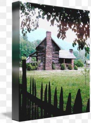 Farmer Flyer - Gallery Wrap Canvas House Art Farm PNG