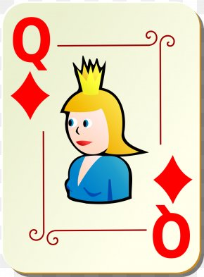 Ace Card - Playing Card Queen Of Clubs Suit Card Game PNG
