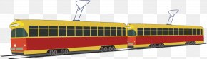Train - Train Rapid Transit Euclidean Vector PNG