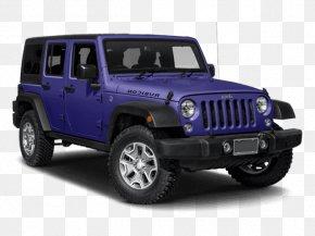 Jeep Wrangler Unlimited - 2018 Jeep Wrangler JK Unlimited Sport Chrysler Dodge Sport Utility Vehicle PNG