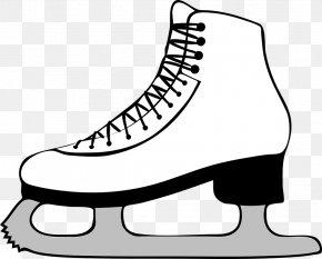 Ice Skates - Ice Skating Ice Skate Figure Skating Clip Art PNG