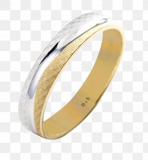 Wedding Ring Pattern - Wedding Ring Gold Silver PNG
