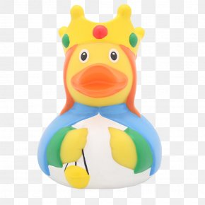 Rubber Duck - Rubber Duck Natural Rubber LILALU GmbH Toy PNG