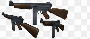 Download For Free Gun In High Resolution - Battlefield Heroes Trigger Firearm Gun Barrel Submachine Gun PNG