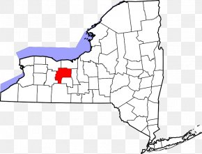 Map - New York City Rensselaer Hudson Albany Ontario County, New York PNG
