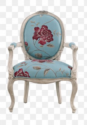 European And American Fan Aesthetic Seat - Chair Seat PNG