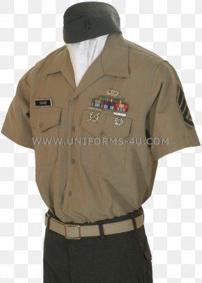 Dress Uniform - Military Uniform Uniforms Of The United States Marine Corps Dress Uniform PNG