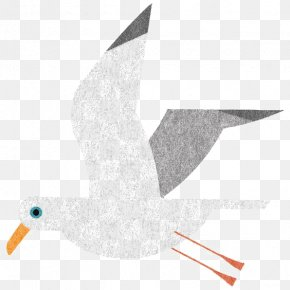 Cartoon Seagull - Bird Japan Gulls Illustrator Illustration PNG