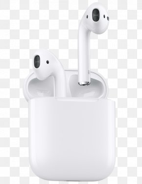 AirPods Apple Earbuds Headphones MacBook Air PNG