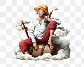 Shanks - Shanks Monkey D. Luffy One Piece Treasure Cruise Yonko PNG