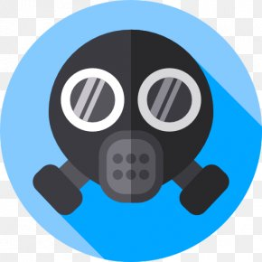 Gas Mask - Personal Protective Equipment Clip Art PNG