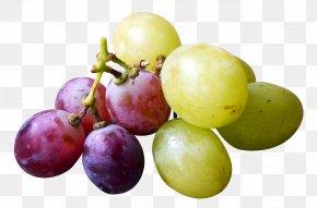 Red And Green Grapes - Grape Organic Food Veganism PNG