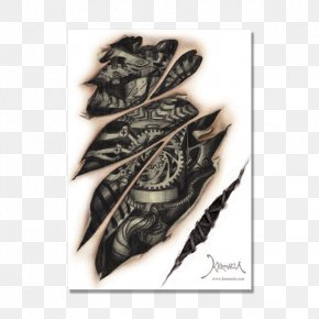 Tattoo - Tattoo Artist Biomechanical Art Abziehtattoo Skin PNG
