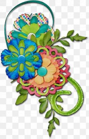 Floral Design Leaf - Floral Design PNG