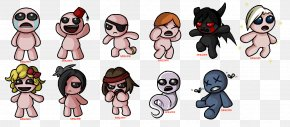 The Binding Of Isaac: Afterbirth Plus Video Game Character Drawing PNG