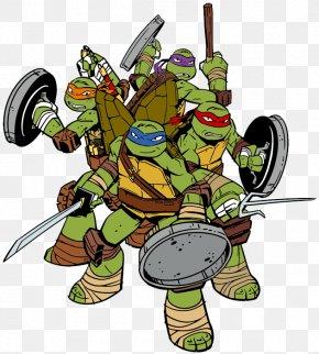 Ninja Turtles - Splinter Leonardo Michelangelo Baxter Stockman Teenage Mutant Ninja Turtles PNG