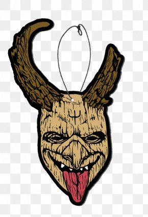 Oni Mask Drawing Redbubble - Stekkjarstaur Krampus Trick Or Treat Studios Drawing Clip Art PNG