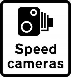 Camera Card - Traffic Enforcement Camera Traffic Sign Speed Limit Warning Sign PNG