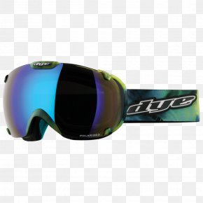 Snow - Goggles Snow Sunglasses Dye PNG
