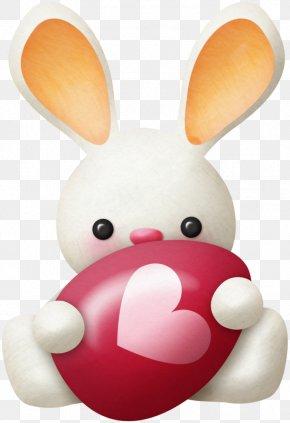 Easter Bunny - Easter Bunny European Rabbit Clip Art PNG